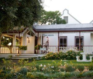 Overgaauw Wine Estate