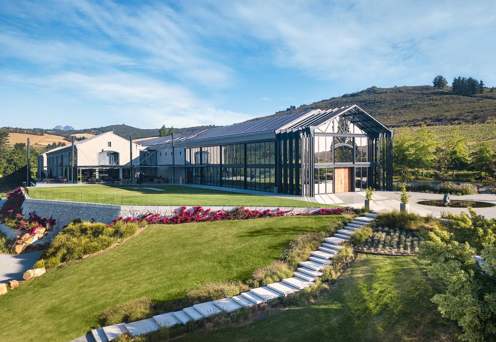 Quoin Rock Wine Estate