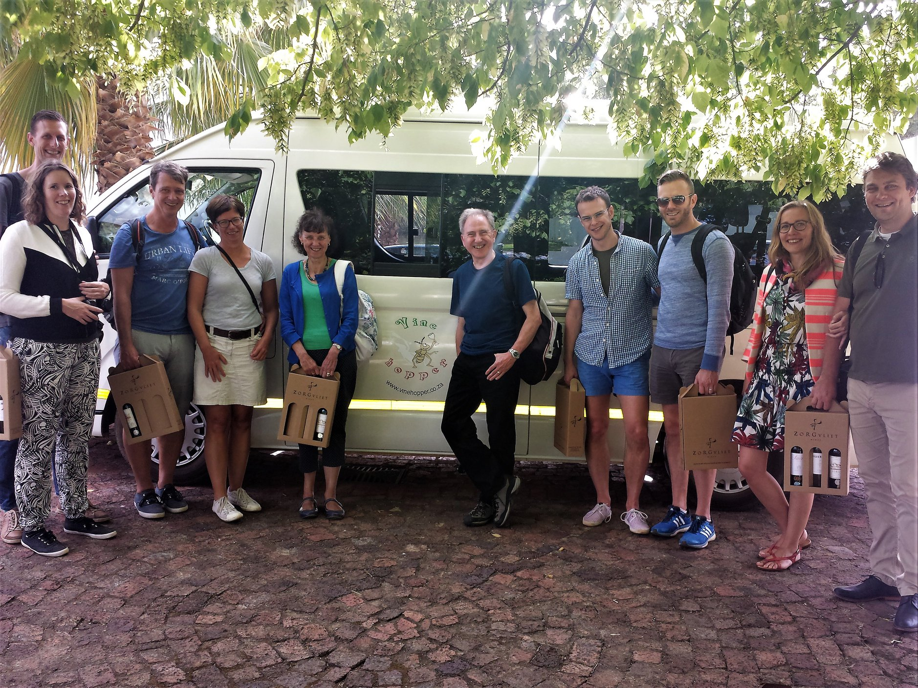 Hop-On-Hop-Off Wine Tour-Southern Route