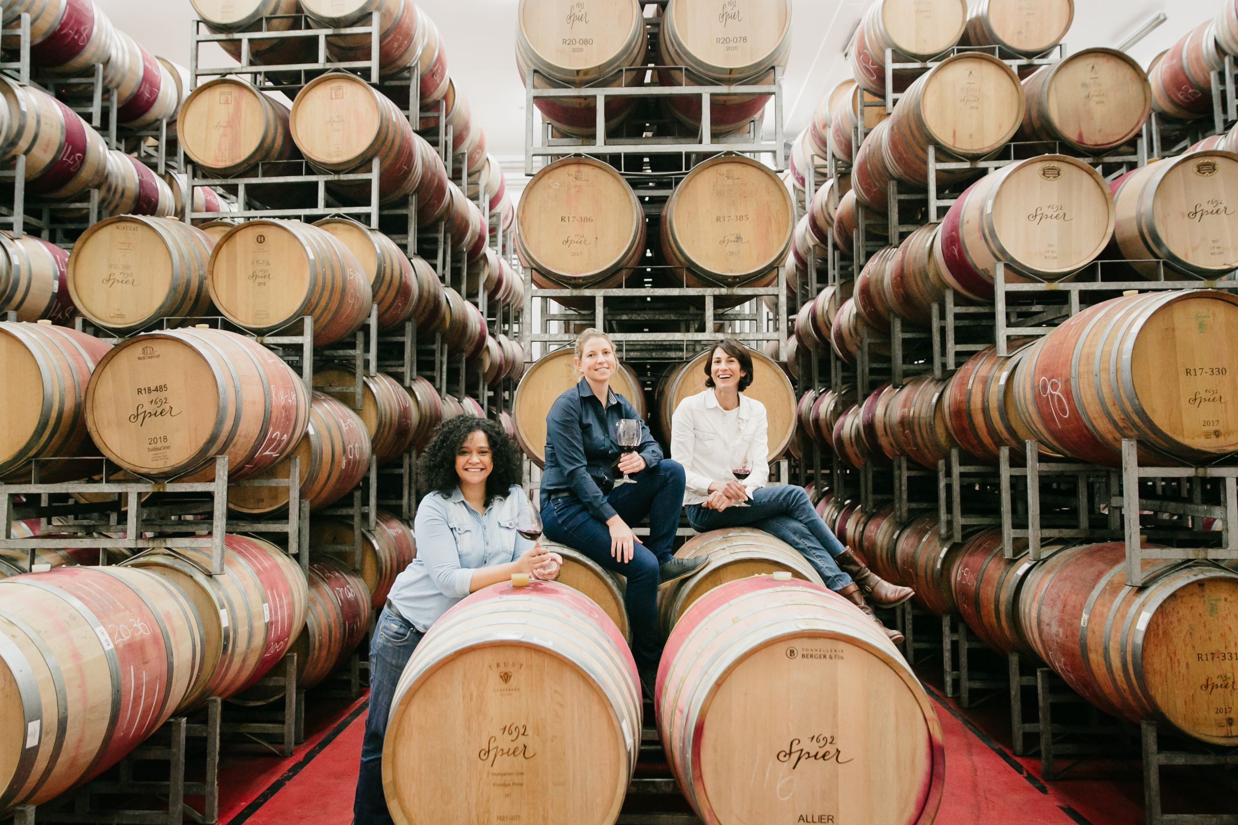 Women winemakers who usher in the future