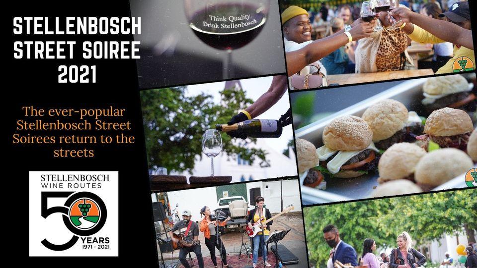 Stellenbosch Street Soiree 2021