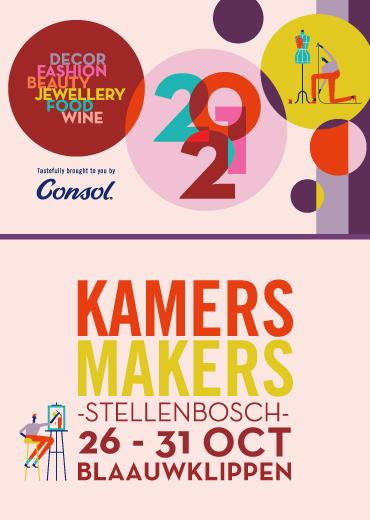 2021 KAMERS/Makers - Blaauwklippen Estate